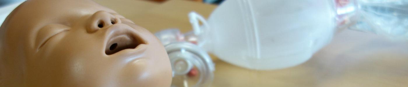 PBLS baby reanimatiepop